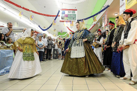 Eroski apuesta por fomentar el consumo de productos locales en las Pitiüses