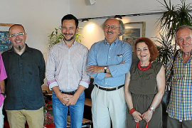Homenaje a Eivissa a través de los versos de Antonio Colinas