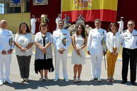 Relevo en la jefatura del Sector Naval de Balears