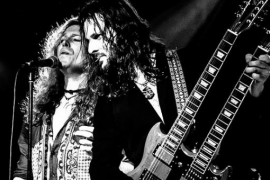 Whole Lotta Band transporta al público de Es Gremi al universo Led Zeppelin