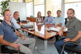 Sant Antoni insta a la «movilización» contra la línea eléctrica de es Fornàs