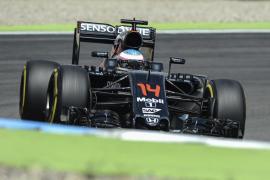 Alonso explica que «no me quejo tanto como se cree y no suelo hablar casi nunca»