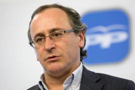 Alonso será el candidato del PP a lehendakari y dejará de ser ministro