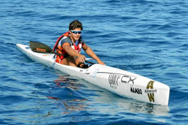 Gascón, en la historia del deporte ibicenco