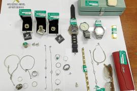 La Guardia Civil busca a los dueños de los objetos robados de la operación 'Port Torrent'