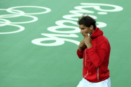Nadal confirma que jugará el individual y los dobles en Río de Janeiro