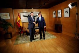 Rajoy ve posibilidades de formar Gobierno y promete hacer todo cuanto pueda
