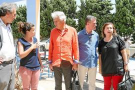 Santa Eulària contará con un nuevo colegio y se ampliará el de Sant Carles