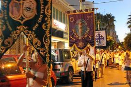 Vila exonera a la Policía Local de los incidentes en la procesión de la Virgen de las Nieves