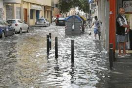 Valoriza advierte de que soterrar los contenedores en la calle de Pere Francès implicaría problemas