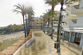 Formentera invertirá 2,4 millones en renovar el centro y el paseo de es Pujols