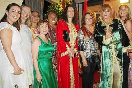 Recepción por la fiesta nacional de Marruecos