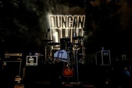 Concierto de Duncan Dhu en Vila
