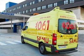 Un hombre resulta herido grave tras cortarse el abdomen con una radial mientras trabajaba