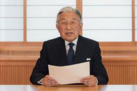 El emperador Akihito de Japón quiere abdicar