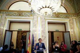 Rivera muestra sus condiciones para que C's vote 'sí' a Rajoy
