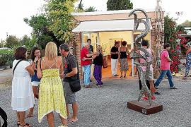 'Arte estival' con ocho artistas de Eivissa
