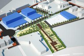 Cas Capità contará con un nuevo parque, más zonas verdes y 350 plazas de parquin