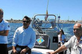 Las inspecciones de pesca en Formentera unifican la vigilancia
