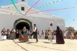 Sant Llorenç celebra hoy su día grande