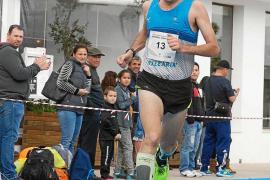 Urbano regresa a la carrera donde se lesionó