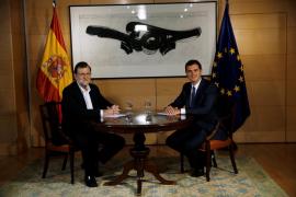 Rivera da por descontado que Sánchez aprobará las seis medidas exigidas a Rajoy