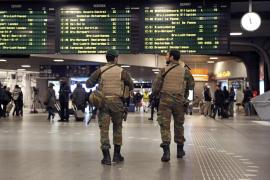 Alerta de bomba en dos aviones que se dirigen al aeropuerto de Bruselas