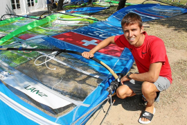 Mateo Sanz se muda a Mallorca