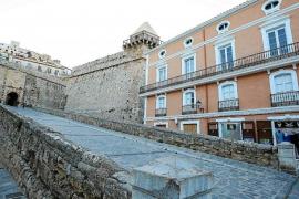 Las obras para mejorar la conservación de las murallas comenzarán en 2017