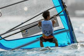La presencia de Sanz en la 'Medal Race' se complica
