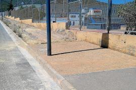 Vila se gasta 11.100 euros en unas pruebas de pavimento para Vara de Rey