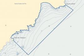 El Gobierno central declara Zona de Especial Conservación el área marina de Cap Martinet