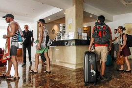 La ocupación hotelera alcanzó el 94% en julio y se dispara un 8% desde mayo
