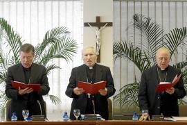 El portavoz de los obispos, sobre los abusos: «Todos somos pecadores»