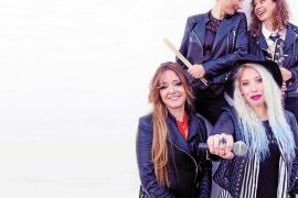 «En Eivissa, ¡las chicas 'rockeamos' muy fuerte!»