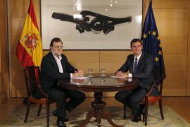 Rajoy contará con el respaldo del partido para negociar con C's