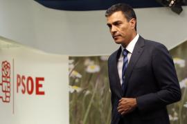 Sánchez reúne a la cúpula del PSOE con la intención de reafirmar el 'no' a Rajoy