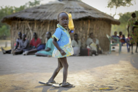 Recortan a la mitad las ya exiguas raciones de alimentos a 200.000 refugiados sursudaneses