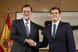 Mariano Rajoy y Albert Rivera se reunirán este jueves