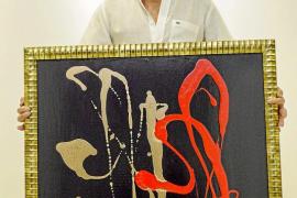 Sebastián Palomo Linares: «Un lienzo en blanco impresiona casi igual que un toro»