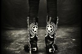 'Röadkill Motörhead' de Pep Bonet se exhibe en La Misericòrdia