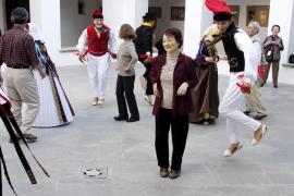 Llegan los primeros turistas japoneses atraídos por el Patrimonio