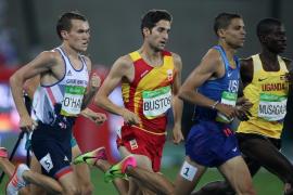 Semifinales de los 1500 metros