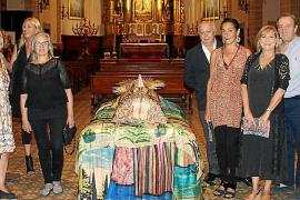 Pep Guerrero presenta su Llit de la Mare de Déu