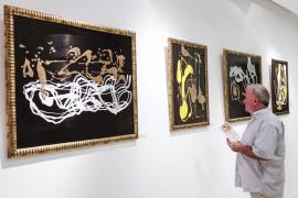 Exposición pictórica de Palomo Linares