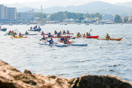 Una jornada para disfrutar del kayak de mar