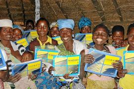 'Salvar a los blancos', un nuevo proyecto en Mozambique