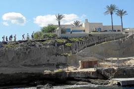 Un 'comando' contra los excesos en las zonas de dominio público del litoral de Eivissa