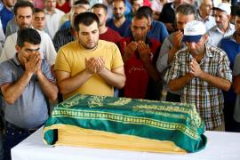 22 de las víctimas mortales del atentado de Gaziantep eran menores de 14 años