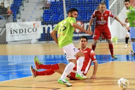 El Palma Futsal visita la isla el 12-S